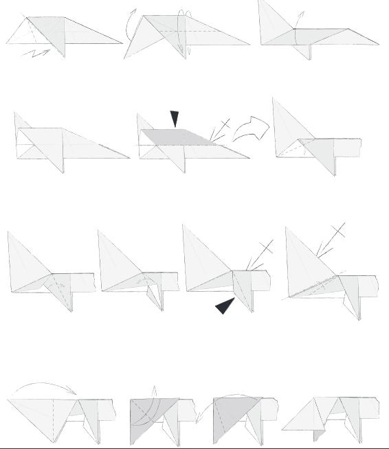 Модульное оригами лошадь своими руками фото 959