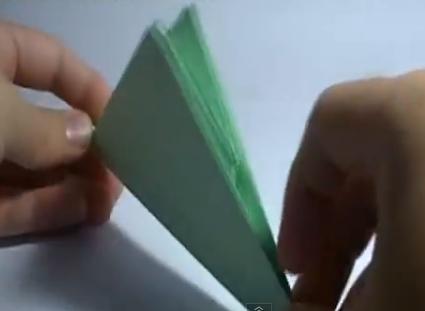Хлопушка оригами. Видео схема.  Из Бумаги - Mozilla Firefox