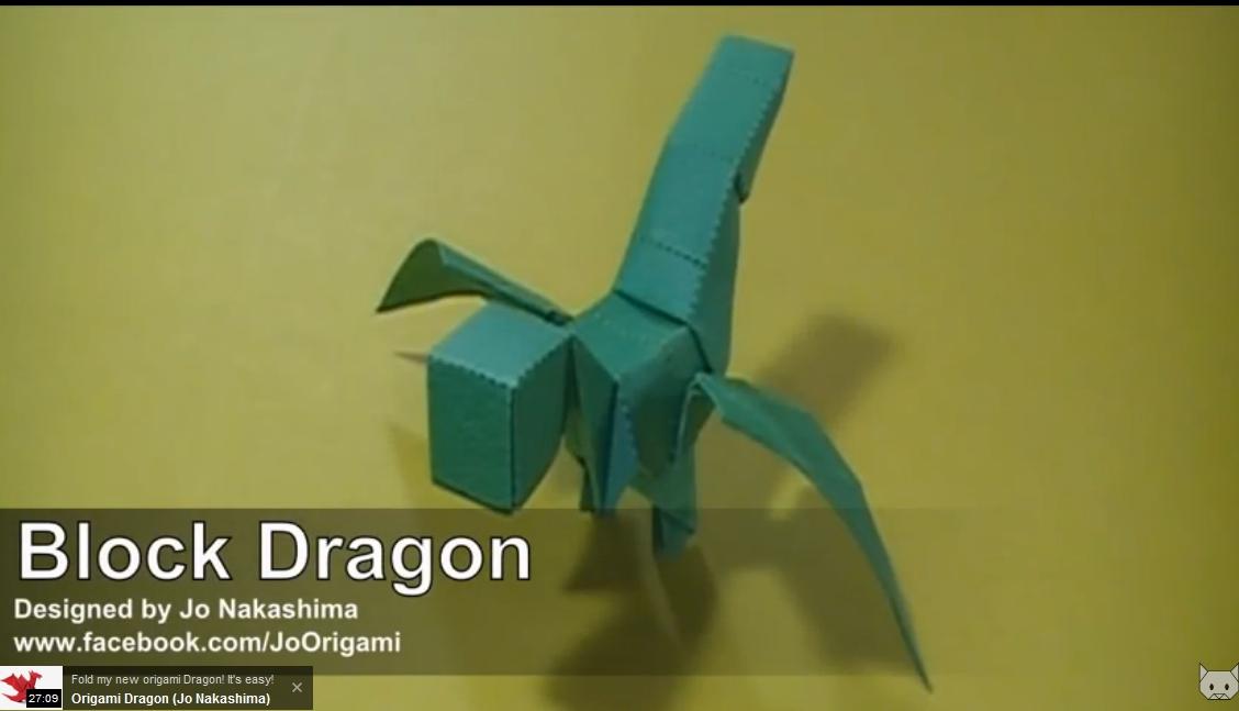 OrigamiBlock