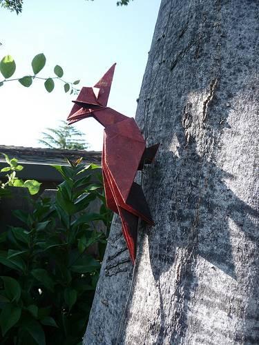 dyatel-origami