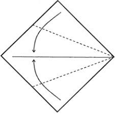 Оригами голубь схема сборки фото 343