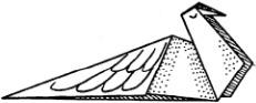 golub-iz-bumagi