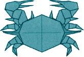 goluboj-krab-origami