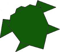 origami-cherepaha