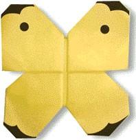 origami-dlya-detej-babochka