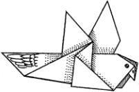 origami-golub