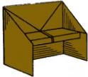 origami-pianino