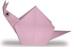 origami-ulitka