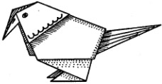 origami-vorobej