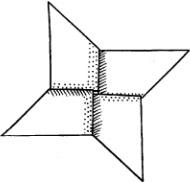 origami-zvyozdochka