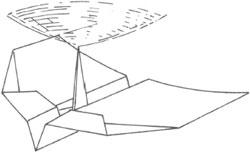 planer-vertolyot-origami
