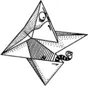 prozhorlivij-voron-origami