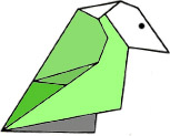 shema-origami-popugaj