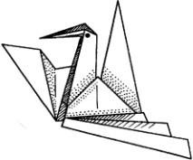 shema-origami-zhuravlik