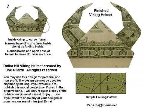 Как сделать шлем викинга своими руками