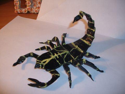 Скорпион Роберта Ланга