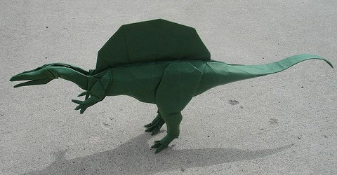 spinozavr-origami