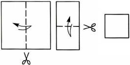 Как сделать картинку из квадратов 46