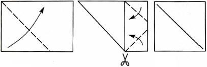 Как сделать квадрат из
