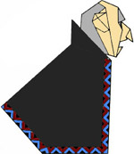 koshej-bessmertnij-origami